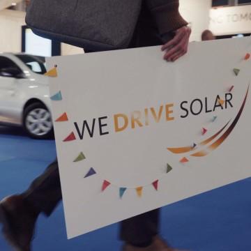 We drive Solar - Jaarbeurs
